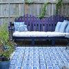 12 Ideen, wie Sie mit Farben und Lacken Ihre Terrasse verschönern