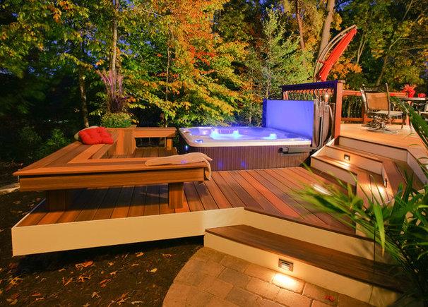 Traditional Deck by Fine Decks Inc