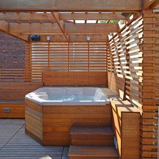 DC Roof Deck & Hot Tub
