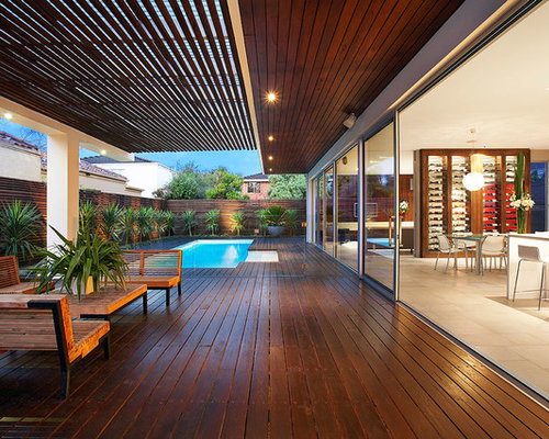 Wood Slat Walls Home Design Ideas Pictures Remodel And Decor