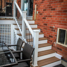 Traditional Deck by ROYAL Decks Co. Inc.