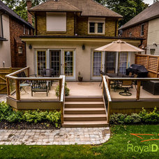 Traditional Deck by ROYAL Decks Co. Inc.