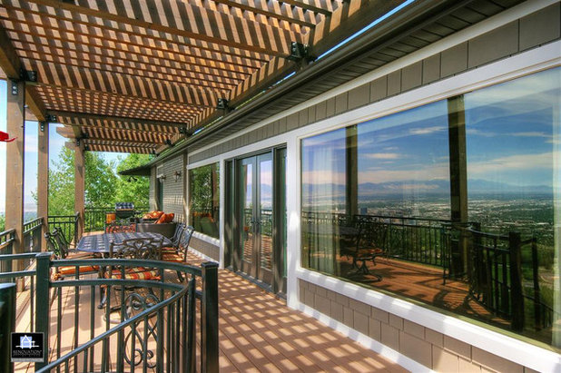 Traditional Deck by Renovation Design Group