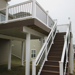 Deck and Porch Rails by Archadeck of West County in St. Louis Mo