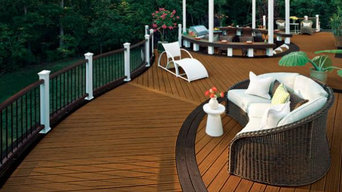 Deck and Railing Inspiration