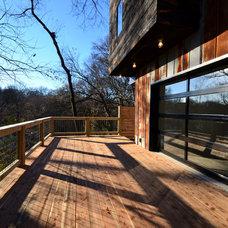 Rustic Deck by (n)habit