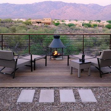 Deck over the Desert