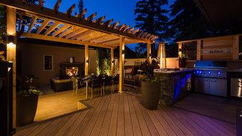 Deck Project - West Hillhurst, Calgary AB