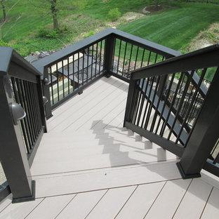 Black Deck Railing Houzz