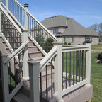Ultra Tec 174 Stainless Steel Cable Railing System Modern