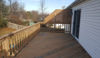 Best Deck And Patio Builders In Severna Park MD