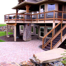 Craftsman Deck by Design Services Northwest Inc.