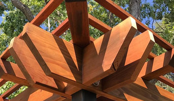 Deck/Trellis Detail