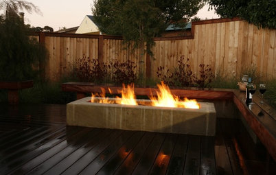 16 Fire Pits to Fit Into Your Landscape