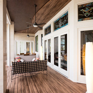 Covered Deck Ideas Houzz
