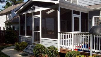 Decks and Screened Porch
