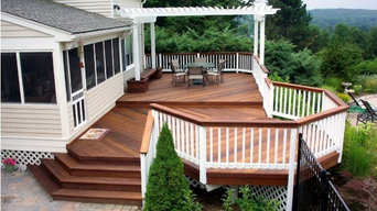 Decks - Composite Decking