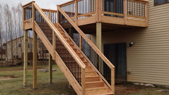Decks constructed by KCC Owner