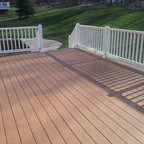 Jardin Outdoor Collection Traditional Deck By Arhaus