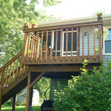 Traditional Deck by Johnny Paizano's