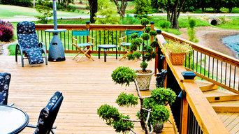 Decks, Pergolas, Outdoor Living Spaces
