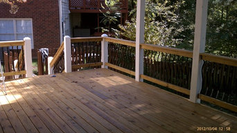 Decks, Porches and Sunrooms