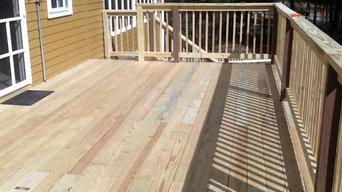 Decks, Stairways & Walkways