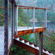 Eclectic Deck by Feeney Inc.
