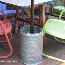 Eclectic Deck Decor Made Simple