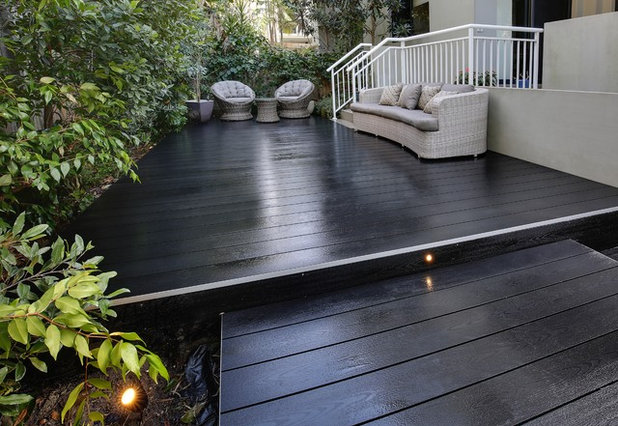 Modern Deck by Get Decked Out