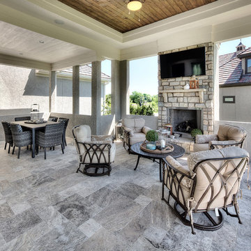 Del Mar Model - Summerwood Estates