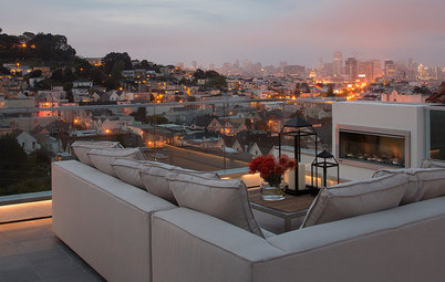Houzz Tour: Platinum-Rating Hopes for a Sterling Modern Home