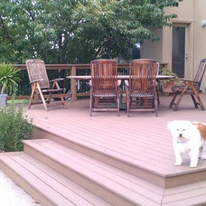 Traditional Deck by Skyview Building & Remodeling