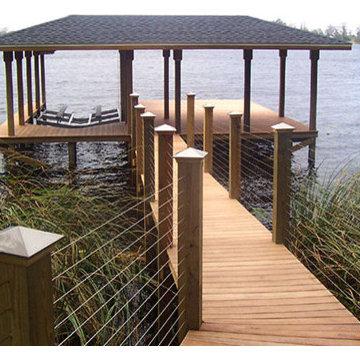 Dock & Walkway