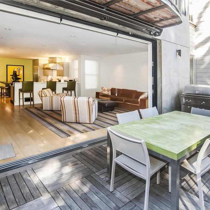 Modern, Warm Dolores Park Home