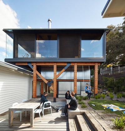 Terrasse by Austin Maynard Architects