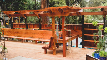 Dream Deck in Felton