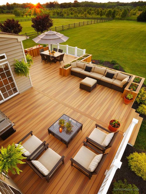 Elegant Deck Photo In Portland Maine