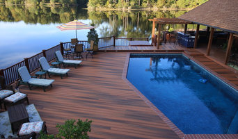 DuraLife Siesta Brazilian Cherry Deck in Brandon, MS