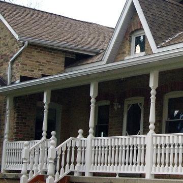 Durham Porch Restoration
