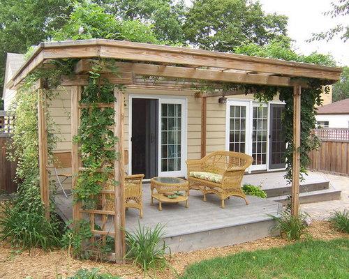Ideas para terrazas dise os de terrazas r sticas de for Terrazas pequenas rusticas