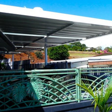 Tropical Deck by EcoShade™