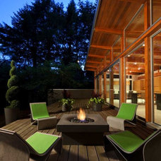 Deck by Solus Decor Inc.