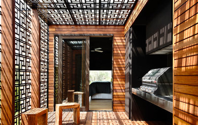 7 Glorious Window Solutions That Offer Privacy & Light