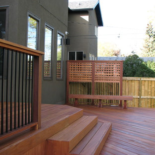 Deck Railing Privacy Screen Houzz