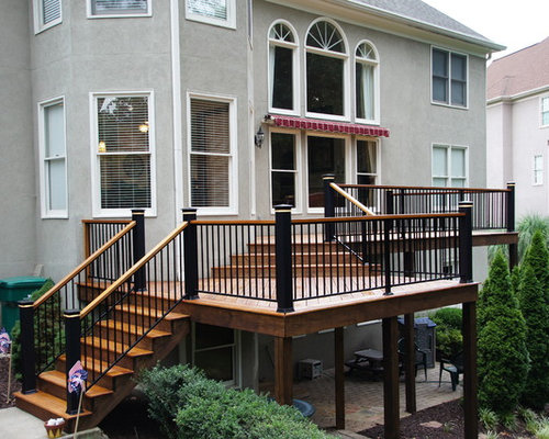 Exotic Hardwood Deck Home Design Ideas Pictures Remodel