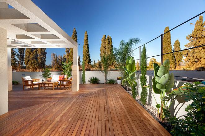 Contemporary Deck by Elad Gonen