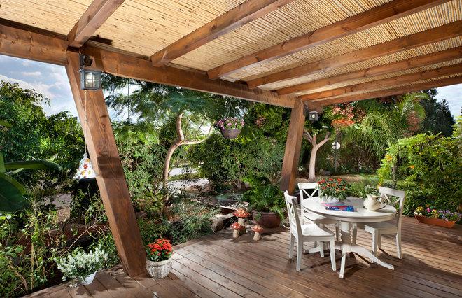 Tropical Deck by Elad Gonen