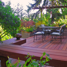 Decks, patios and steps