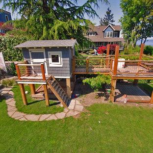 Idéer för maritima terrasser
